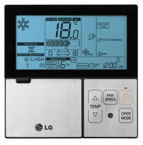 Индивидуальное управление LG PREMTBB01 (черный) /  PREMTB001  (белый)
