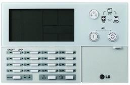 Центральное управление LG PQCSZ250S0