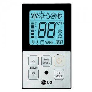 Индивидуальное управление LG PQRCVCL0Q (черный)/PQRCVCL0QW (белый)