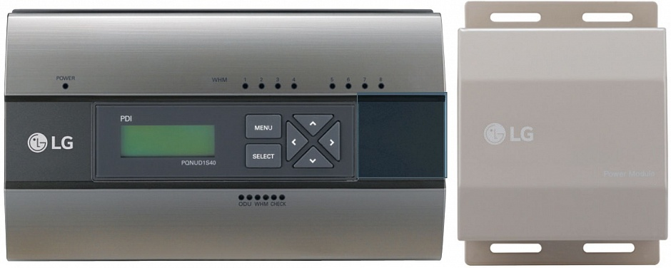 Модули учета потребляемой энергии LG PPWRDB000
