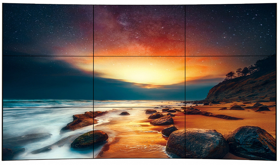"Video-wall LG 55"" OLED дисплей 55EF5DE"