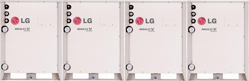 Рекуперация тепла LG ARWB640LAS4