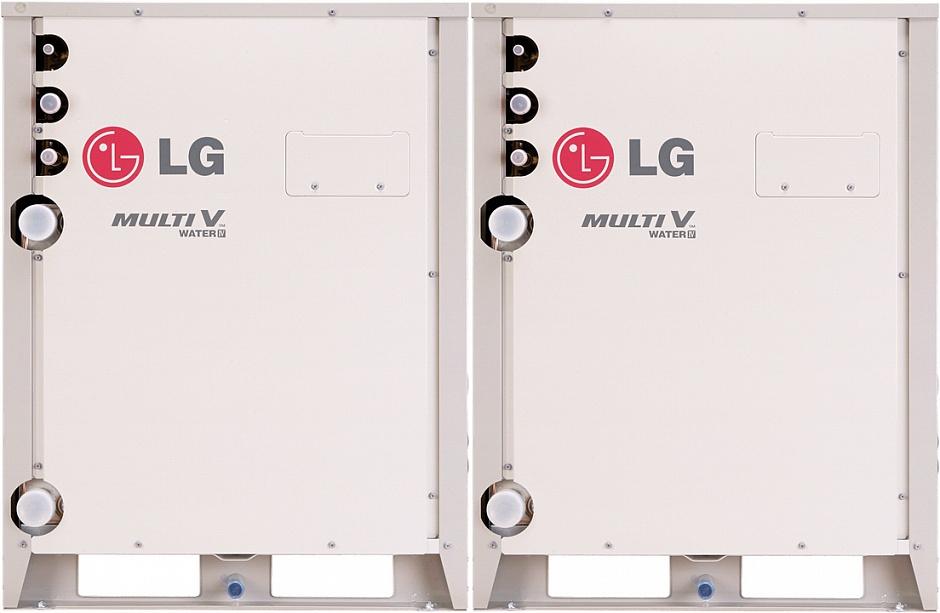 Рекуперация тепла LG ARWB400LAS4