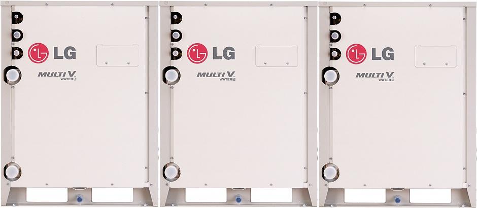 Рекуперация тепла LG ARWB520LAS4