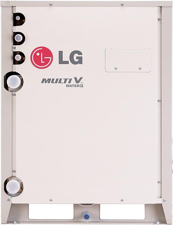 Рекуперация тепла LG ARWB160LAS4