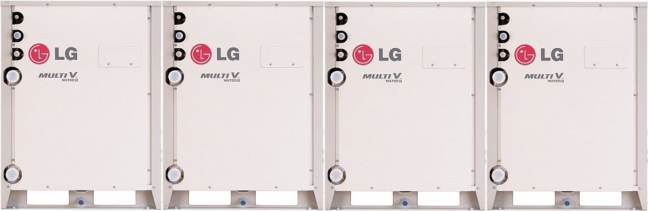 Рекуперация тепла LG ARWB800LAS4