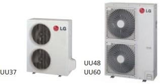 Потолочные LG UV48